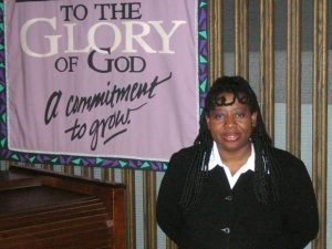 The Rev. Monica Jefferson