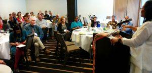 Lisa Harper addresses ACP Convention 2016
