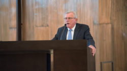 Buchanan urges faith media to challenge false information