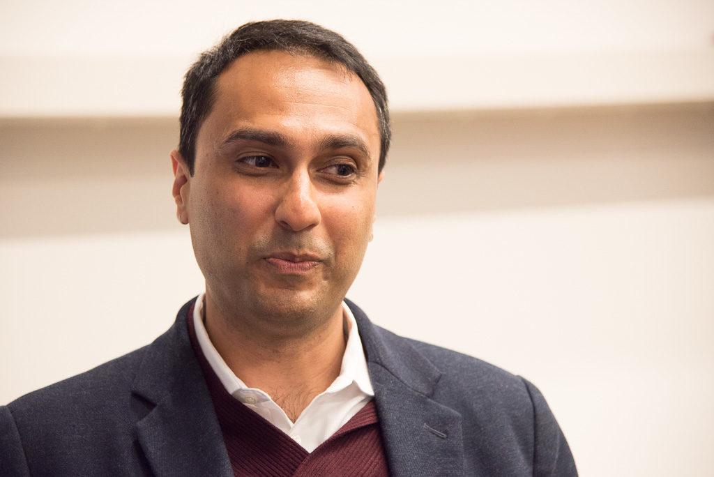 Interfaith understanding requires leadership, Eboo Patel to religious communicators