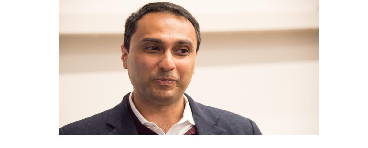 Dr. Eboo Patel: Interfaith work needs leadership