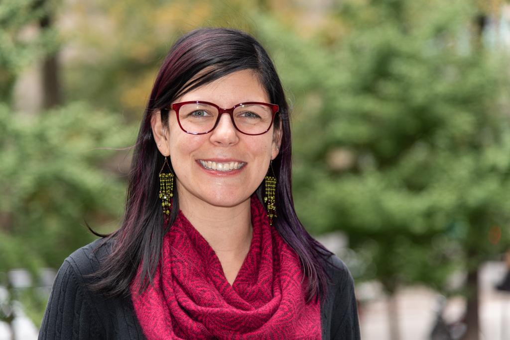 Celeste Kennel-Shank, ACP Board Member 2018