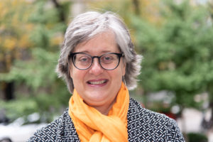 Sally Hicks, ACP Board Member 2018