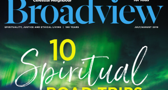 Broadview Magazine nominated for Canadian National Magazine Awards