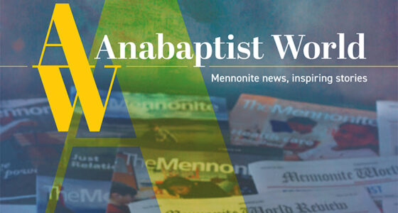 New Publication: Anabaptist World