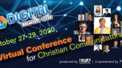 Invitation to Digital Media Con Livestream Event