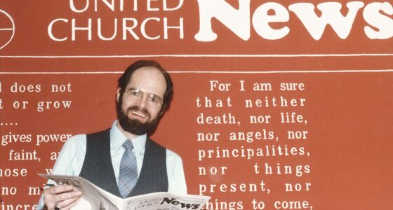 Evan Golder, founding editor of United Church News, dies at 82